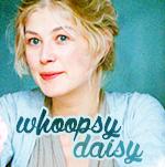 Des logos pour promouvoir Whoopsy Daisy sur le net ! Wd411