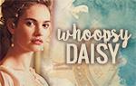 Des logos pour promouvoir Whoopsy Daisy sur le net ! Wd52211