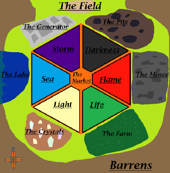 The City, The Field, The Barrens and The World The_ci11