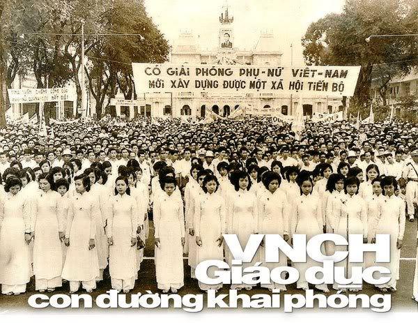 Nhìn lại nền Giáo dục VNCH : Sự tiếc nuối vô bờ bến  Vnch-g10