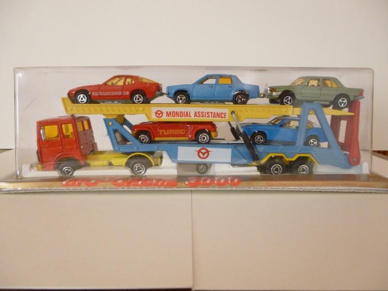 N°3090 Saviem PS30 Porte Autos 00110