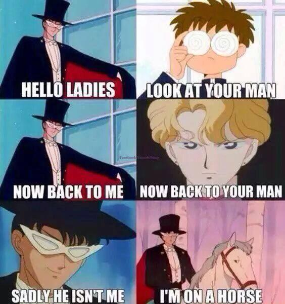 Sailor Moon Memes Tuxedo10