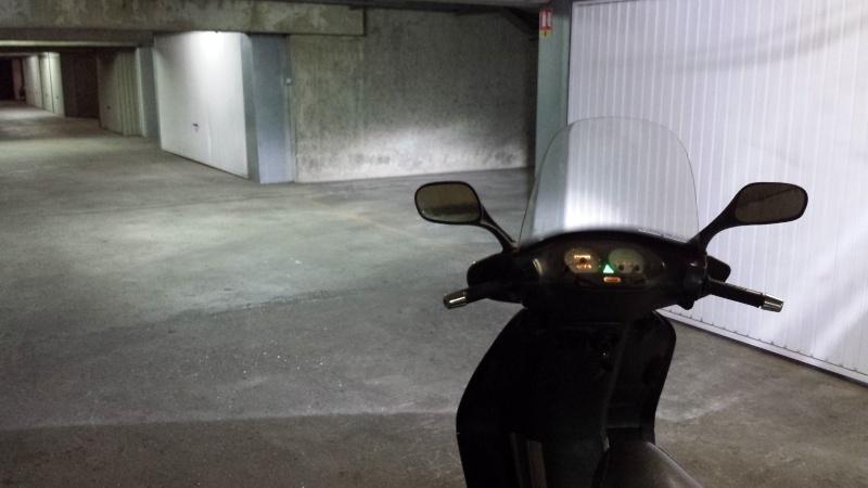 Mon 2e maxi-scoot PIAGGIO HEXAGON LX 125 20150617
