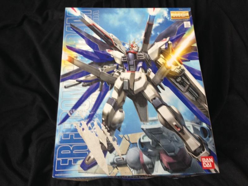 [Bandai] 1/100 MG Freedom Gundam Img_1318