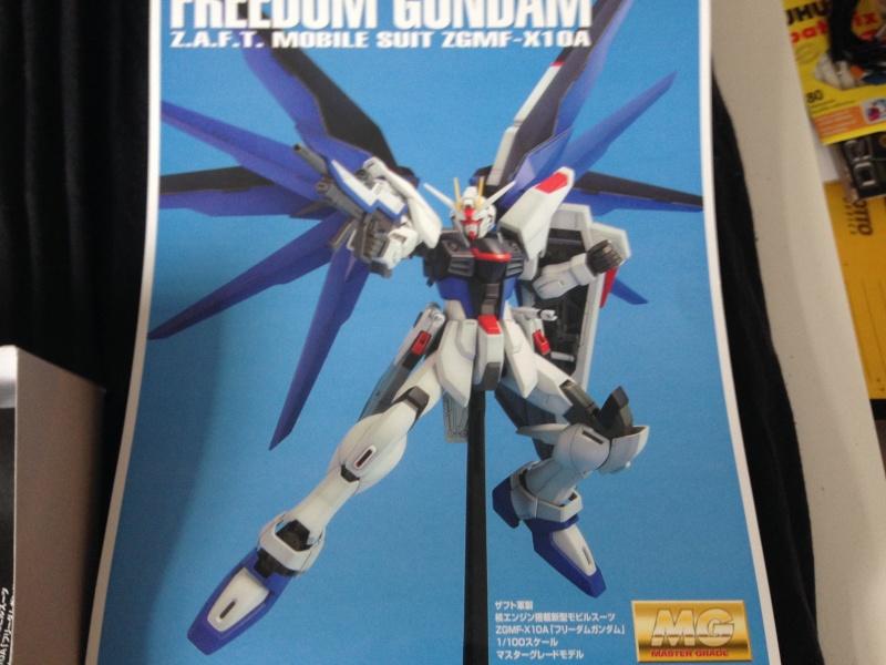 [Bandai] 1/100 MG Freedom Gundam Img_1319