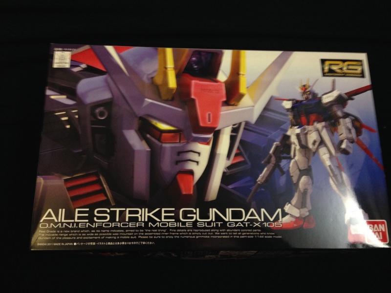 [Bandai] 1/144 RG Aile Strike Gundam Img_1349