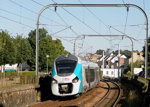 TER Regio PdL  Redon / Nantes  11742713