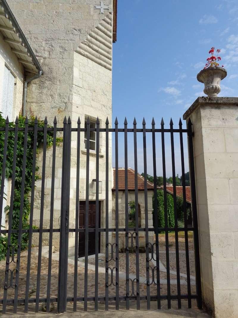 Charente (16) Aubeterre sur Dronne Dsc01524