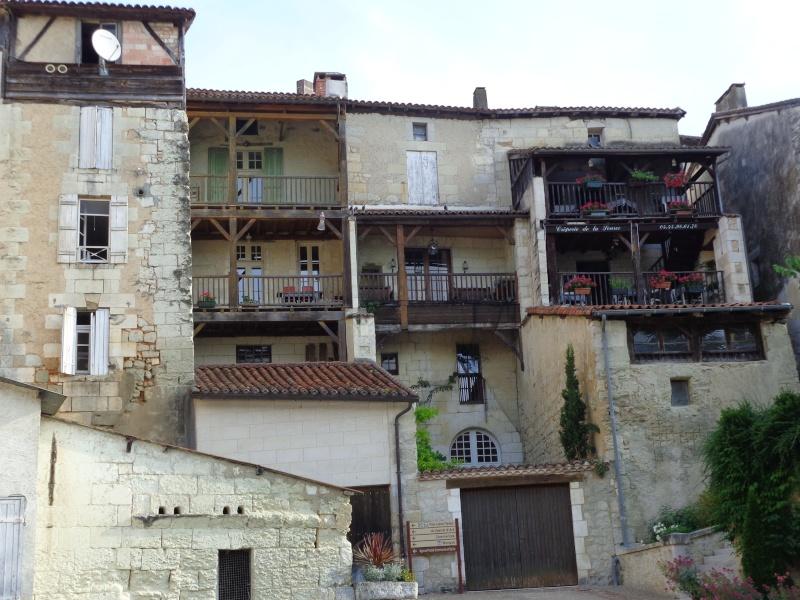 Charente (16) Aubeterre sur Dronne Dsc01527