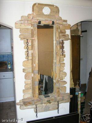 Le bois flotté ( bois de mer ) Miroir11