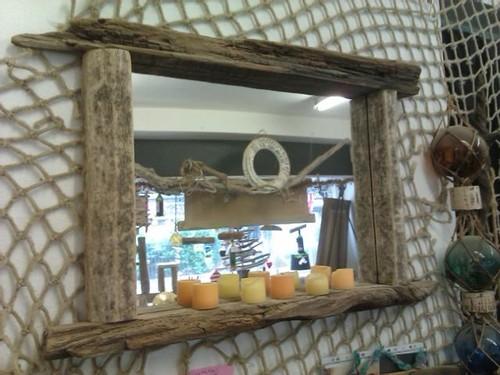 Le bois flotté ( bois de mer ) Mirror10