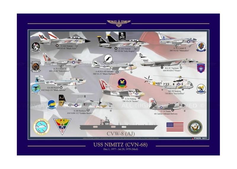 Trumpeter US Nimitz CVN68 au 1/350  - Page 2 Sg1610