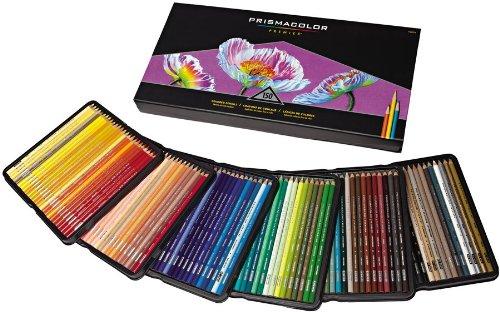 Prisma Soft Core coloré crayons 150 pièces,votre avis,merci :-) 51l9bs10