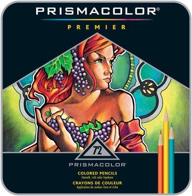 les crayons prismacolors premier 51w0to10