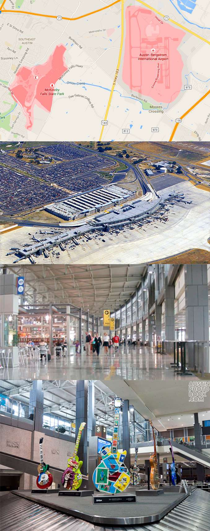 Aeroporto de Austin Aeropo10