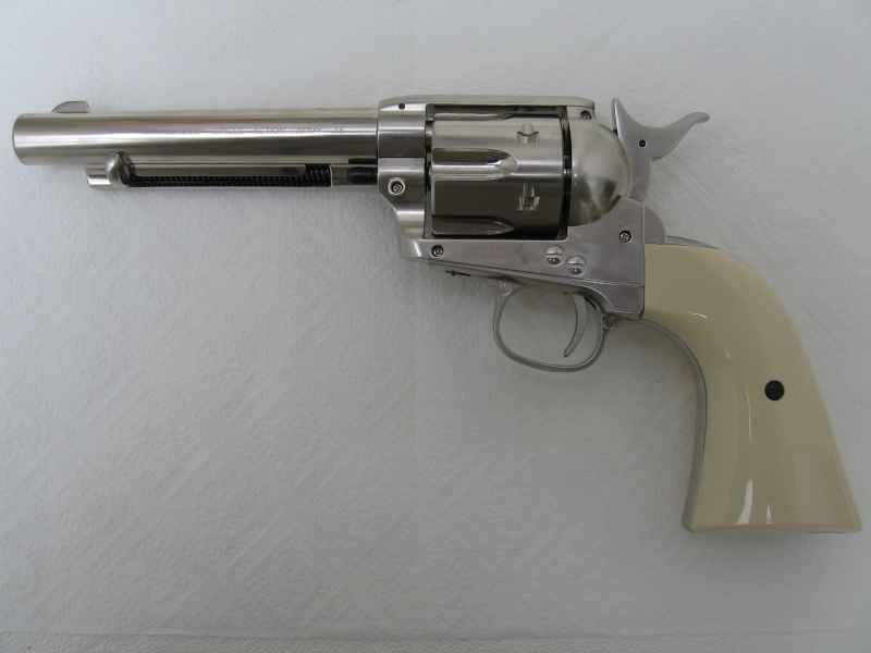 Colt Peacemaker - Single Action Army SAA Umarex 0313