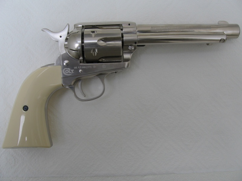 Colt Peacemaker - Single Action Army SAA Umarex 1011