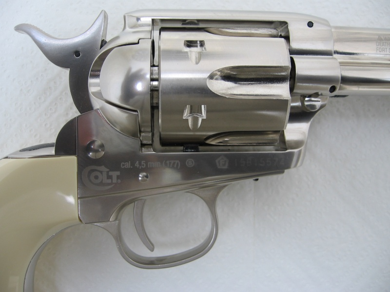 Colt Peacemaker - Single Action Army SAA Umarex 1210