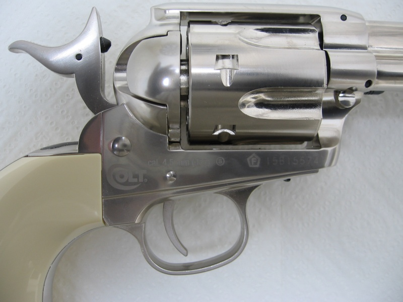 Colt Peacemaker - Single Action Army SAA Umarex 1310
