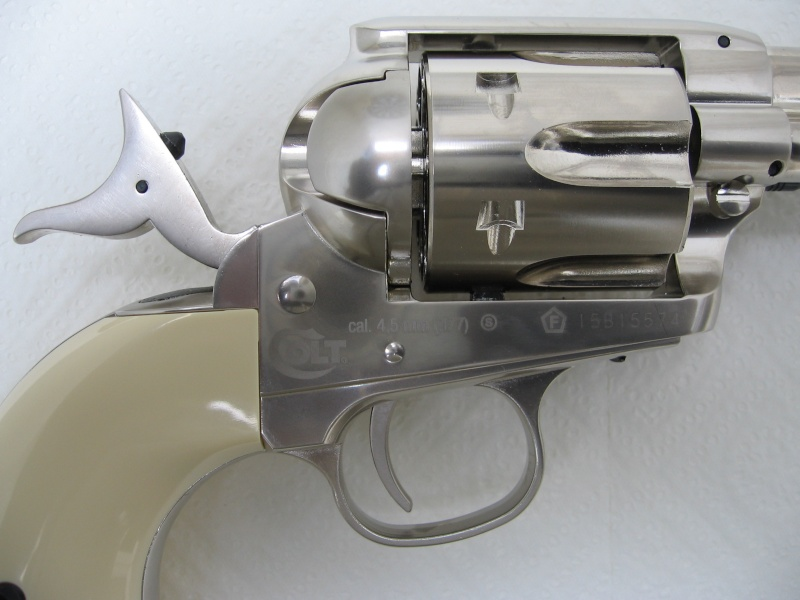 Colt Peacemaker - Single Action Army SAA Umarex 1410
