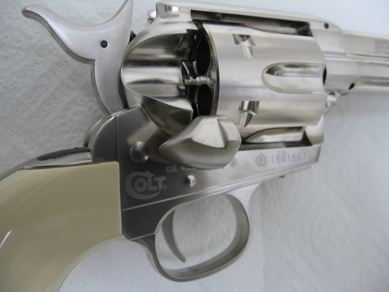 Colt Peacemaker - Single Action Army SAA Umarex 1510