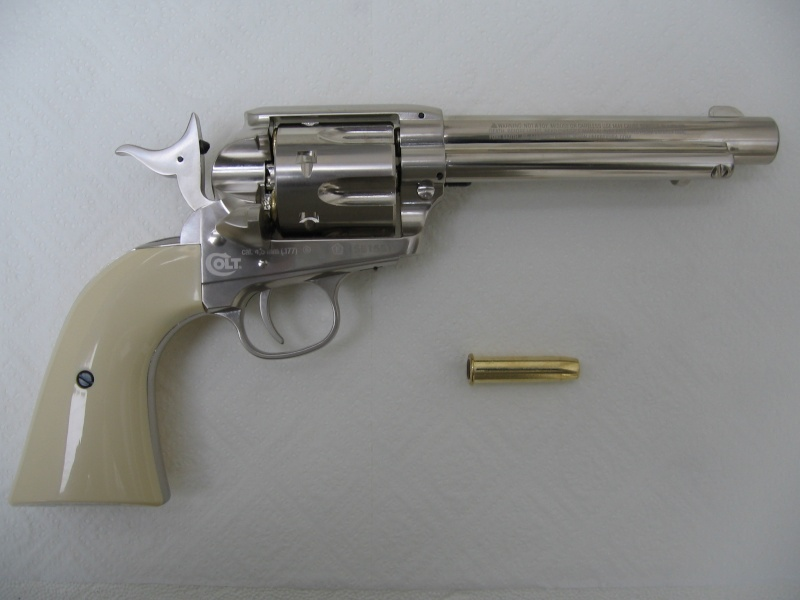Colt Peacemaker - Single Action Army SAA Umarex 1610