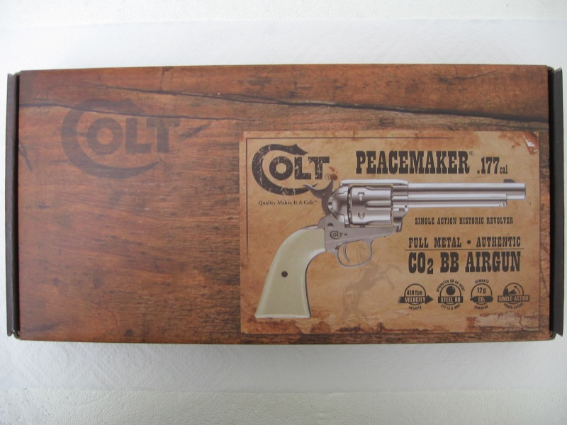 Colt Peacemaker - Single Action Army SAA Umarex 2310