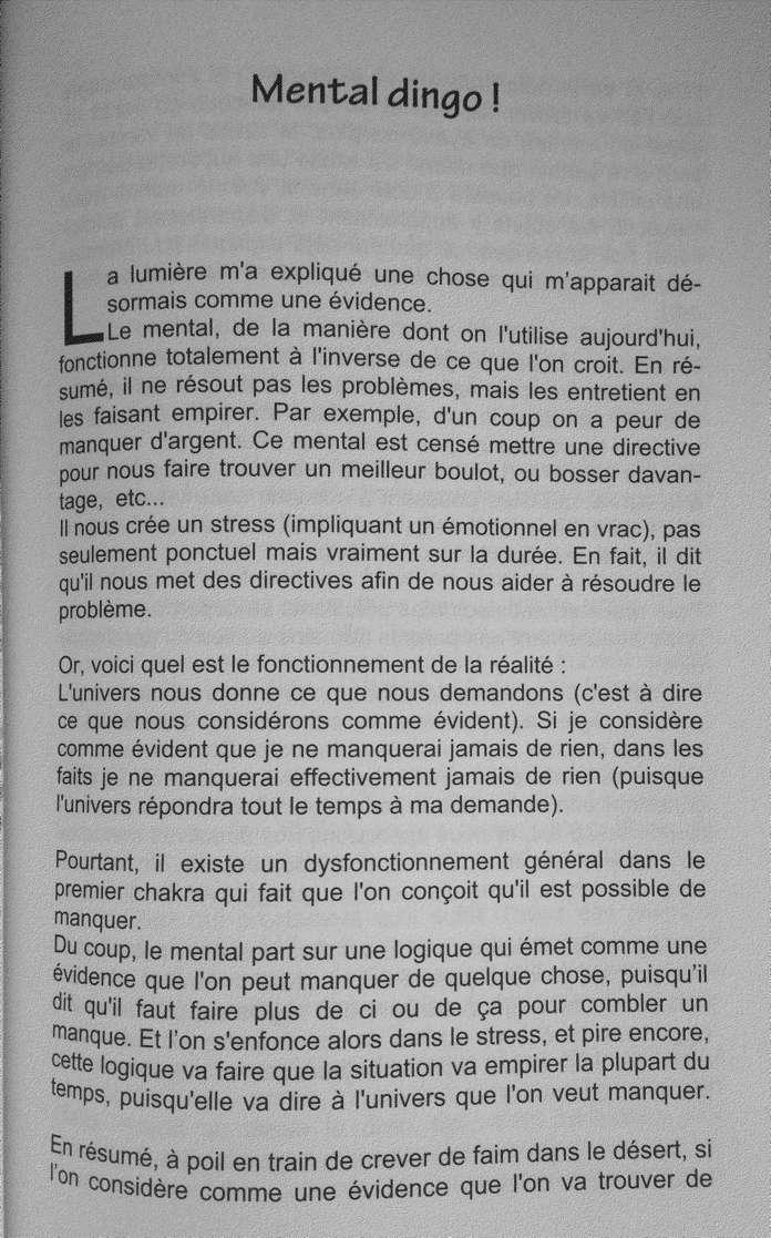 Action/Réaction ( extrait du livre de Christophe Allain ) Mental10
