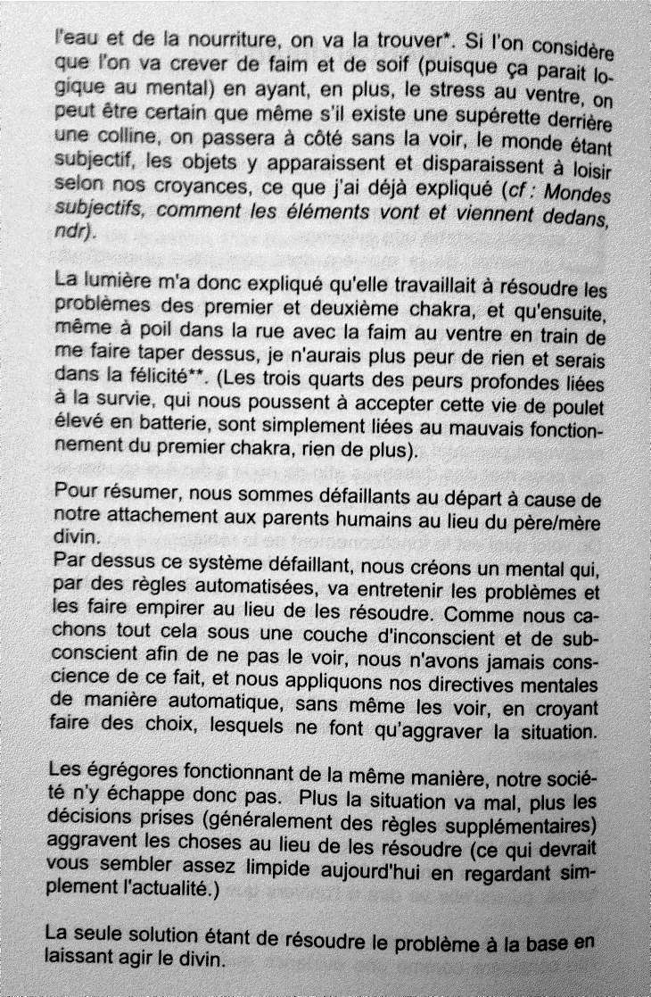 Action/Réaction ( extrait du livre de Christophe Allain ) Mental11