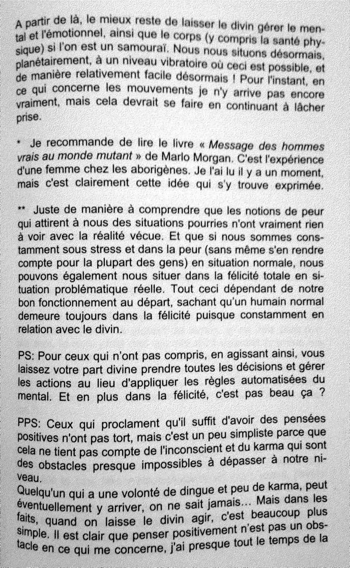 Action/Réaction ( extrait du livre de Christophe Allain ) Mental12