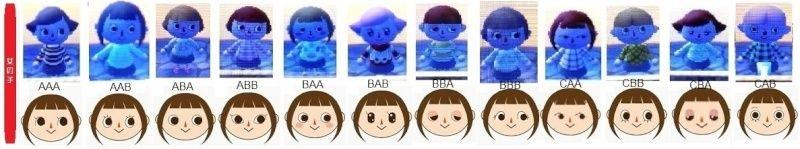 [Guide] Les visages, les coupes, les couleurs et les yeux Visage10