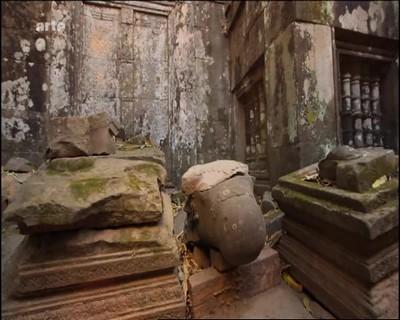 Le Temple de l'île de Lost  K210