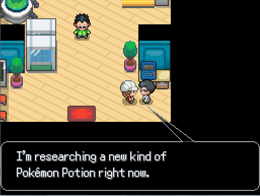 Let's Play Pokemon Uranium! First time through! [Text format] Pku3710