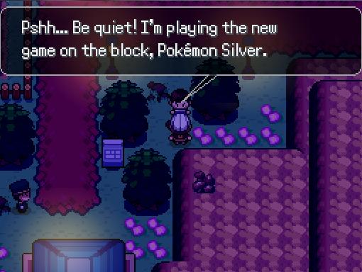 Let's Play Pokemon Uranium! First time through! [Text format] Pku3910