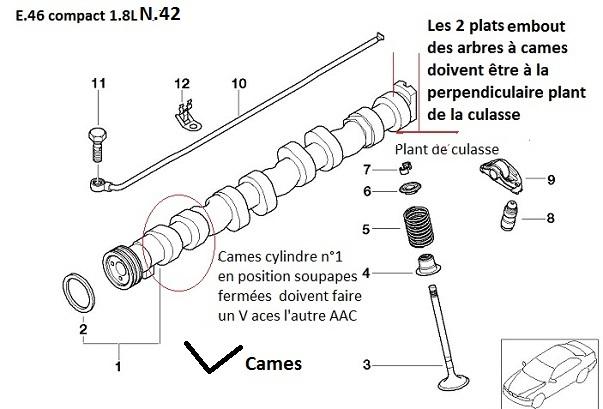 [ BMW E46 316ti N42 1.8 ess an 2001 ] Ne démarre plus (résolu) - Page 2 11_aac12
