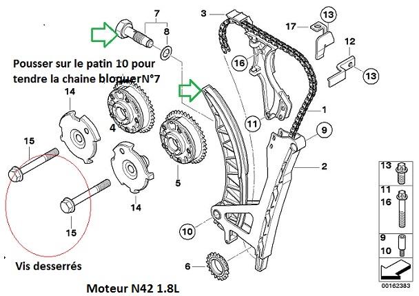 [ BMW E46 316ti N42 1.8 ess an 2001 ] Ne démarre plus (résolu) - Page 2 11_m4211
