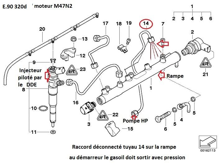 [ BMW e90 320D M47N2 an 2007 ] Ne redémarre pas chaud (résolu) - Page 2 13_e9012