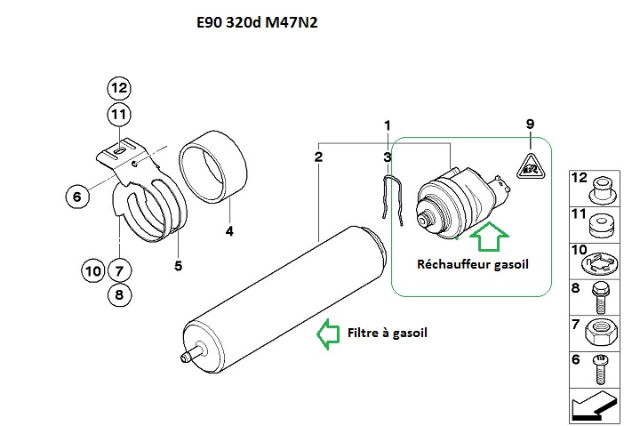 [ BMW e90 320D M47N2 an 2007 ] Ne redémarre pas chaud (résolu) - Page 3 13_e9013