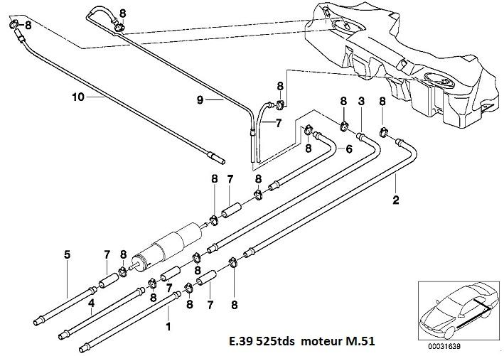 [ BMW e39 525 tds M51 an 1998 ] Problème démarrage à chaud - Page 2 16_e3910