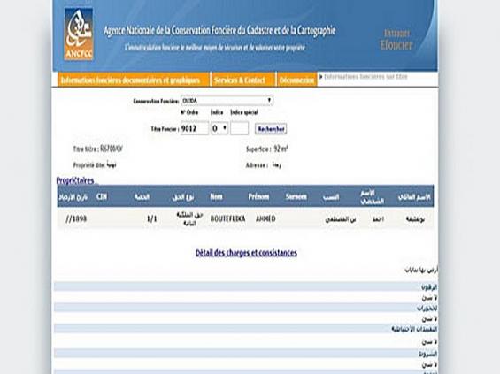 Mr Bouteflika le Maskhoute de son pays sauveteur Boutaf11