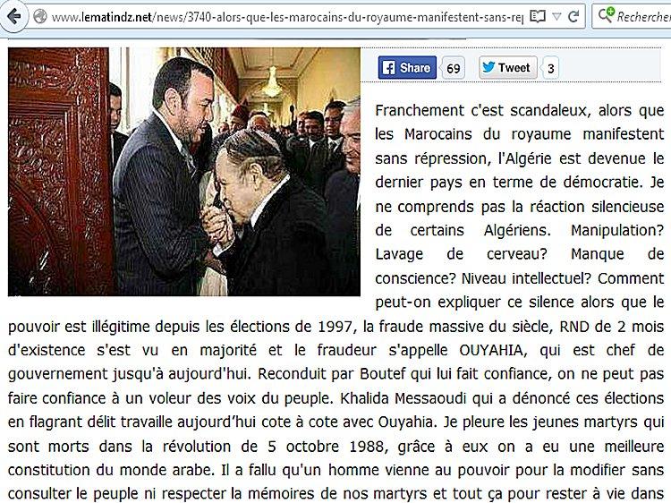 Mr Bouteflika le Maskhoute de son pays sauveteur Captur10