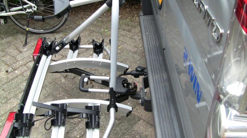 Porte v los sur boule d 39 attelage page 4 - Porte velo electrique pour camping car ...