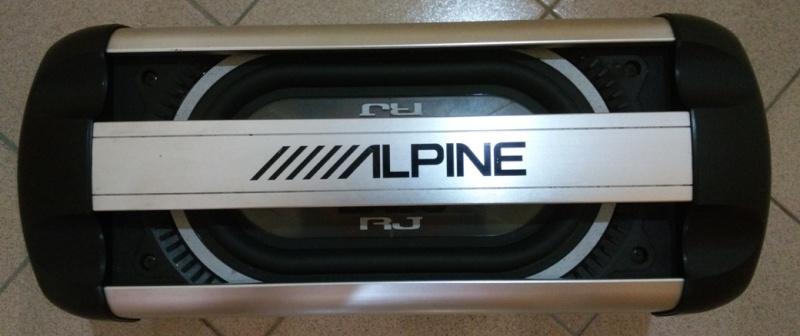 Alpine SWE-1390 Subwoofer (SOLD) Img_2011
