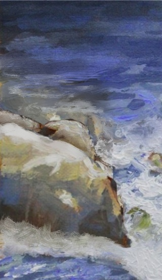 Painting #116: Hoblitzelle Park in Plano, Texas Faisal10