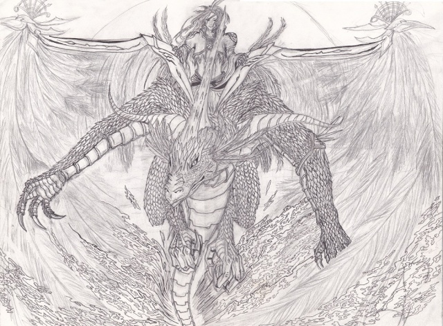 Galerie commune et plaisir d'offrir ~~ Dragon11
