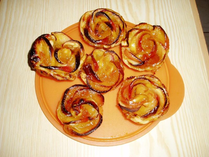 mini tartellette au pommes+ photo P1010011