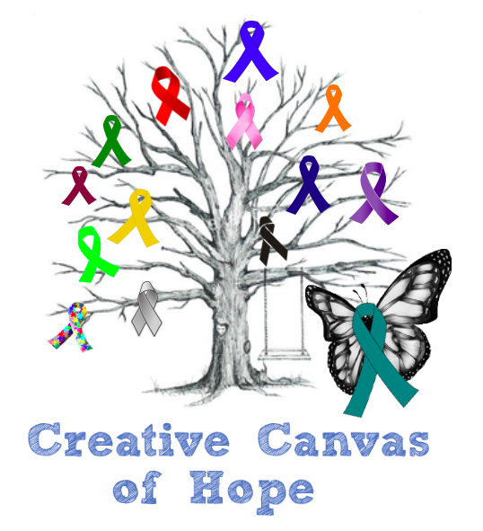 Creative Canvas for Hope Support Healing Awareness Resources for All