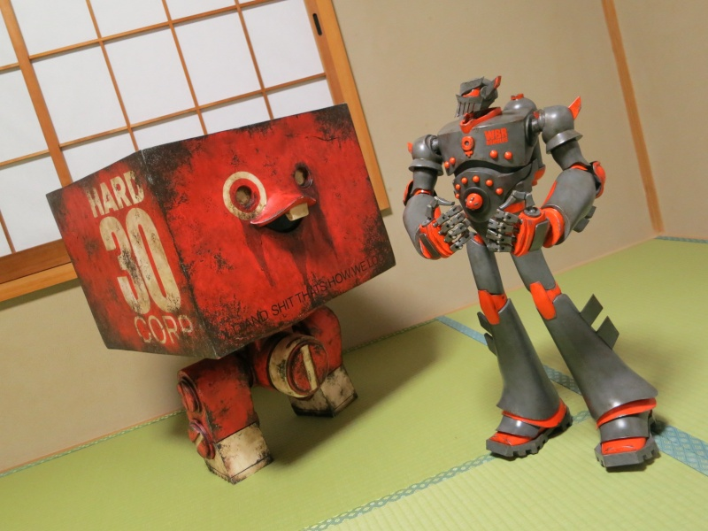 World's Best Robots - MARS, ROMULUS and REMUS! - Page 13 Img_5311