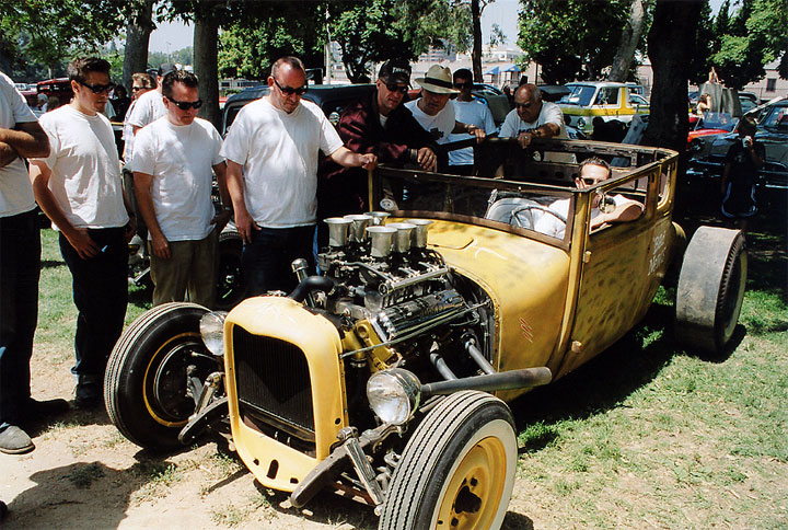 Ford T hot rod (1908 - 1927) - T rod - Page 6 010