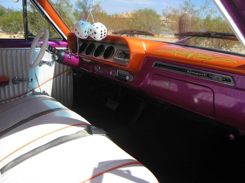 Pontiac 1963 - 1967 custom & mild custom 1014